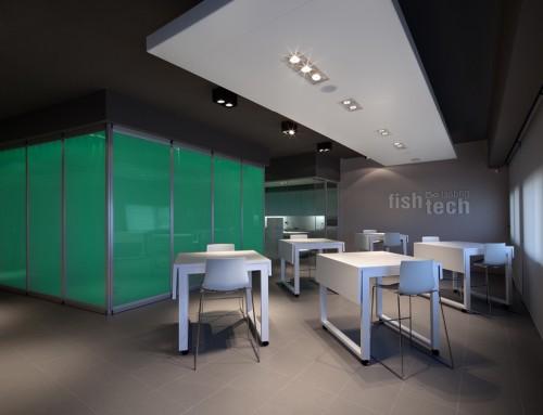 Oficinas Fish&Tech Barcelona