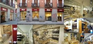 Arquitecto tiendas Madrid