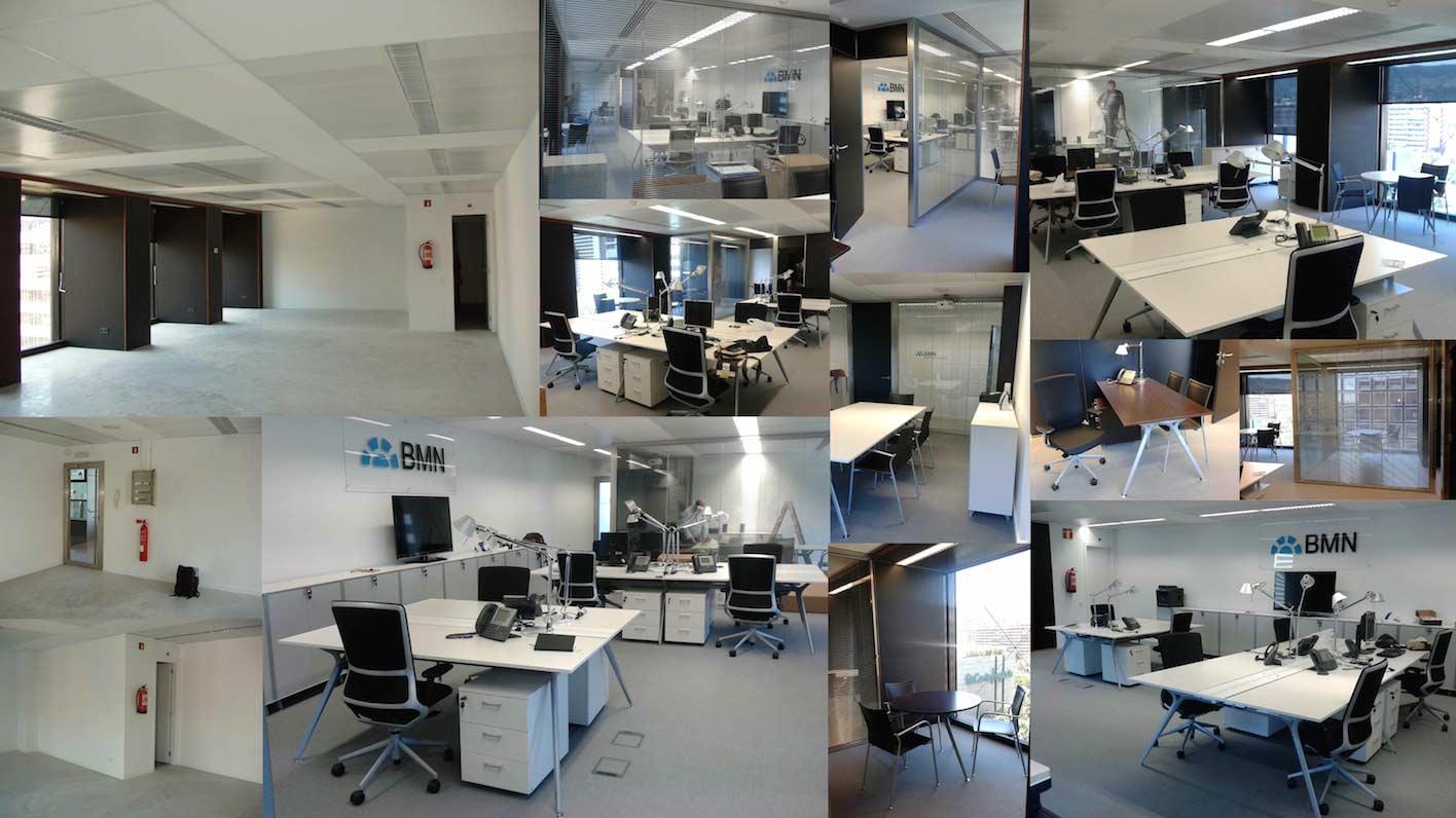 Bmn oficinas arko barcelona for Oficina correus barcelona