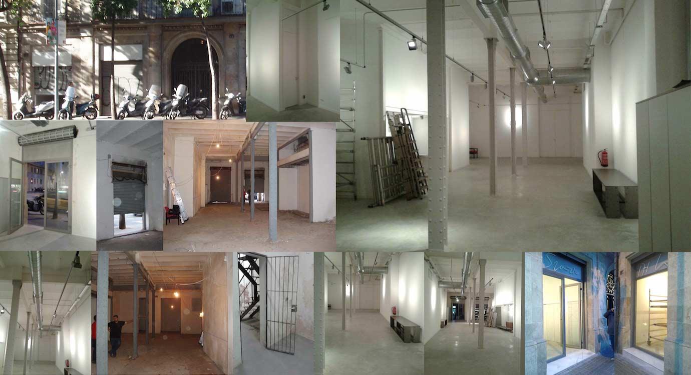 Galeria Lo Spazio Barcelona