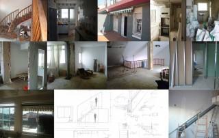 Reforma interior vivienda Barcelona