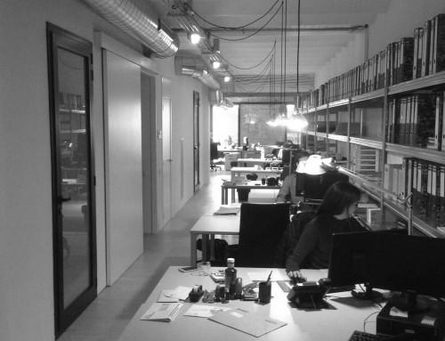 Nuevas oficinas Arko Barcelona