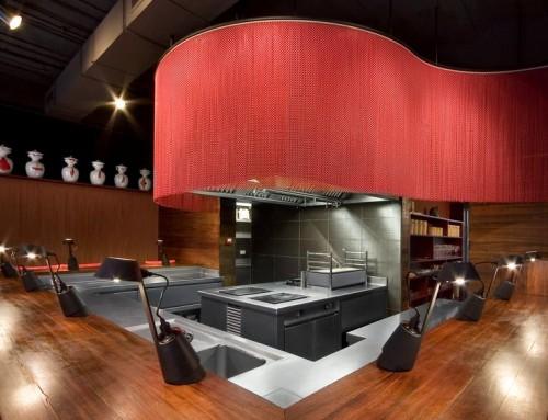 Restaurantes: interiorismo y realización