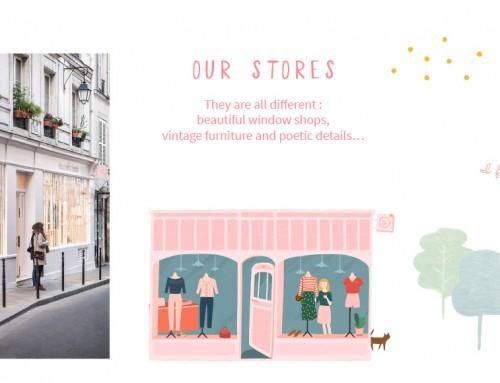 Des Petits Hauts – Primer punto de venta en Barcelona