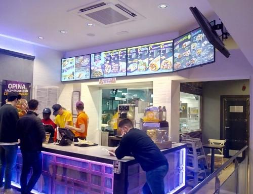 Taco Bell Ronda St. Pere Barcelona