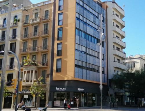 Viviendas en Plaza Molina Barcelona