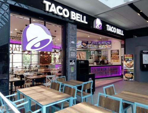 Taco Bell  Diagonal Mar Barcelona