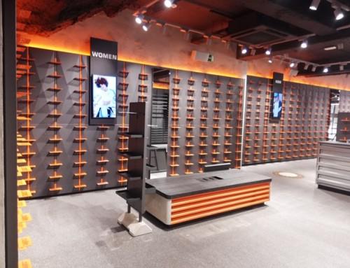 Nuevo Snipes Store Lleida