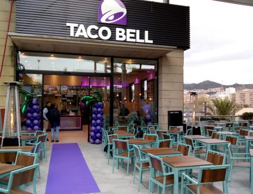Taco Bell La Maquinista Barcelona