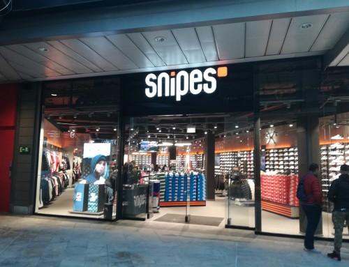 Snipes C.C. Splau Barcelona