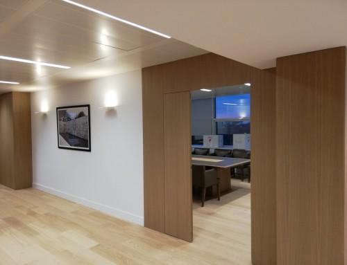 Oficinas Banco Inversión Barcelona